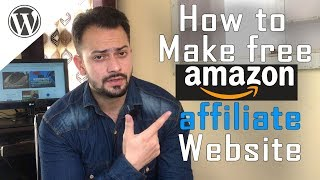 How to make free Amazon affiliate website