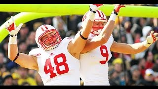Sports Buzz with Eric Bergstrom Featuring: Wisconsin Badger Jacob Pederson
