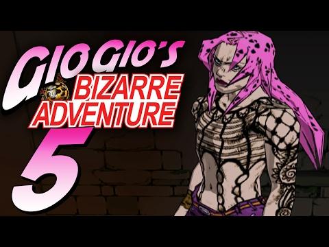 GioGio's Bizarre Adventure: Golden Wind Part 5