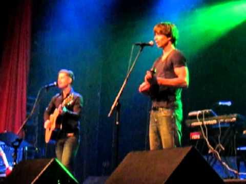 Alexander Rybak & Jørn Atle Støa Hønefoss February 26 2011-Dream