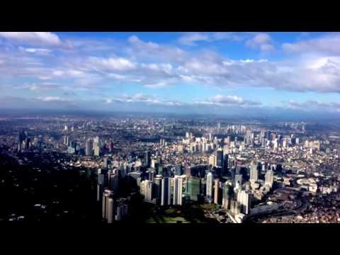 Metro manila top view 04/01/17