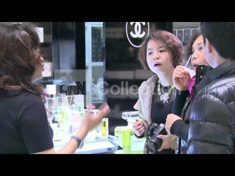 LONDON VS PARIS - WOOING CHINESE TRAVELERS