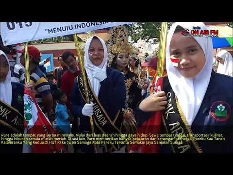 Carnaval Pare HUT RI Ke 74 .2019