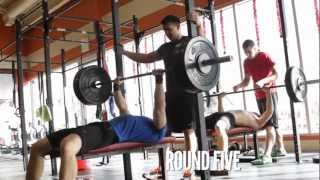 CrossFit - WOD 130113 Demo with Copper Mountain CrossFit
