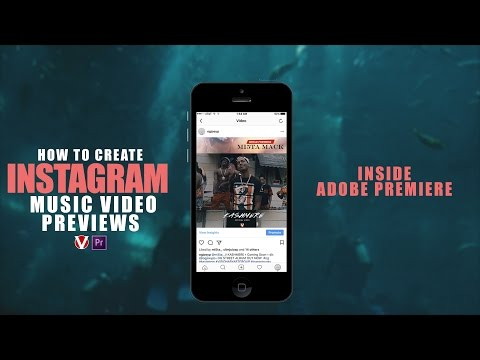 Quickest Way! How To Make Instagram Music  Previews5 Mins Or Less