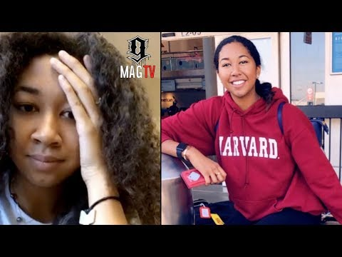 Aoki Lee Simmons Dating Difficulties In College! 😪