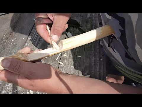 Как сделать ручку для косы своими руками