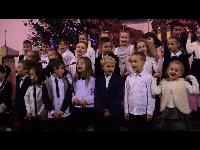 Koncert kolęd dzieci parafia Dobrego Pasterza w Górkach Śląskich (Alvaro Soler - Sofia)