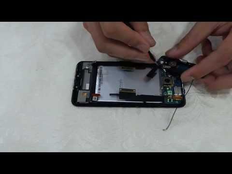 htc x920d Butterfly repair fix 蝴蝶 拆機教學 影片 摔機 泡水受潮 主機板更換 液晶 觸控 相機鏡頭 維修材料 快速維修 (2)