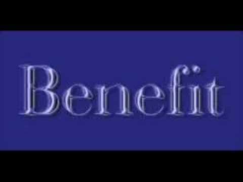 Benefit - friends