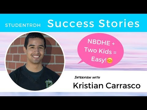 Kristian Carrasco from Yakima Valley College: How to Balance Family and School Life.