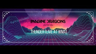 (Lyrics) Imagine Dragons - Thunder