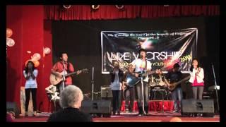 Jihovana anga ringgen... Garo Combine Live Worship Service, Shillong
