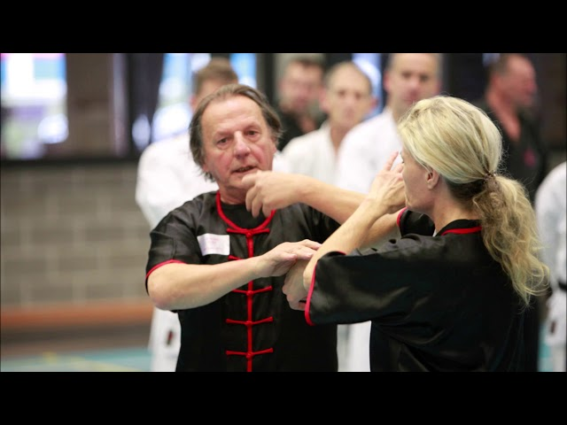 Fotos invited GM Walter Toch in action GoR 2019