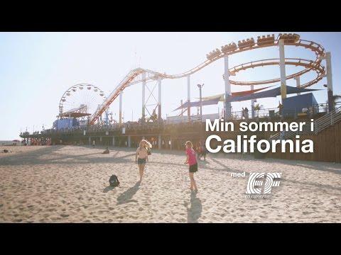 Min sommer i California ‒ EF Språkreiser