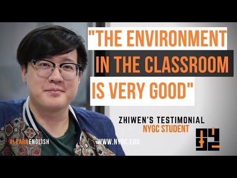 Learning English In New York | NYGC Student's TESTIMONIAL | English School In NY | NYGC