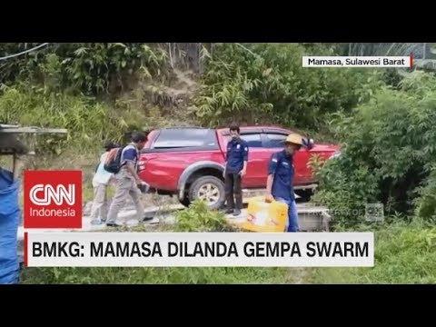 BMKG: Mamasa Dilanda Gempa SWARM Mp3