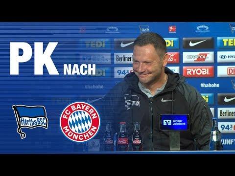 PK NACH BAYERN - Dardai -  Hertha BSC - Berlin - 2018 #hahohe