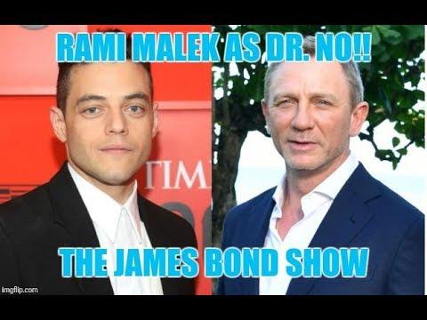 Rami Malek Playing Dr. No !? Bond 25 Is A Dr. No Remake!?