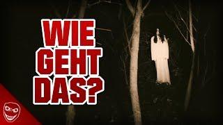 Sei vorsichtig wenn du Kinder im Wald findest! - Wer bist du?