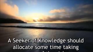 Healing Hardened Hearts - Shaykh al-Shinqitee