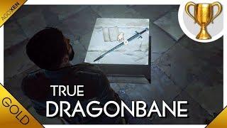 VAMPYR · How to unlock True Dragonbane | Bloody Roots Trophy (Paulus Aurelianus)