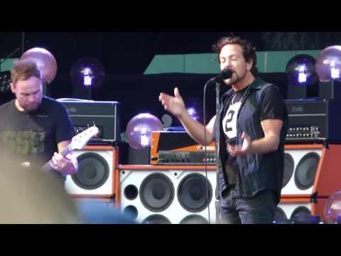 Pearl Jam - Release - Fenway (August 5, 2016)
