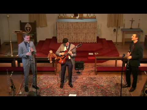 """Peter & Will Anderson Trio: """"Appalachian Mountain Song"""""""