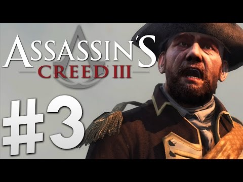 Let's Play | Assassin's Creed III - #3 (HD/Xbox 360)