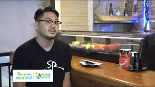 Tourism Works: Sushi Rock