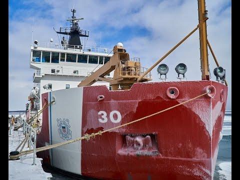 USCG Ice Breaking Trip