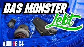 Stahlwerkz - AUDI S6 | Das BOOST Monster! | Teil 1