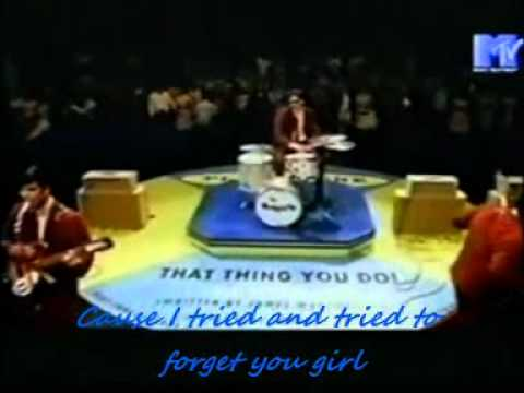 That Thing You Do by The Wonders with lyrics