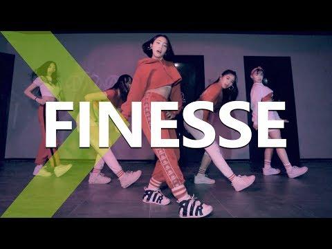 Bruno Mars - Finesse Remix ft. Cardi B / PK WIN Choreography .