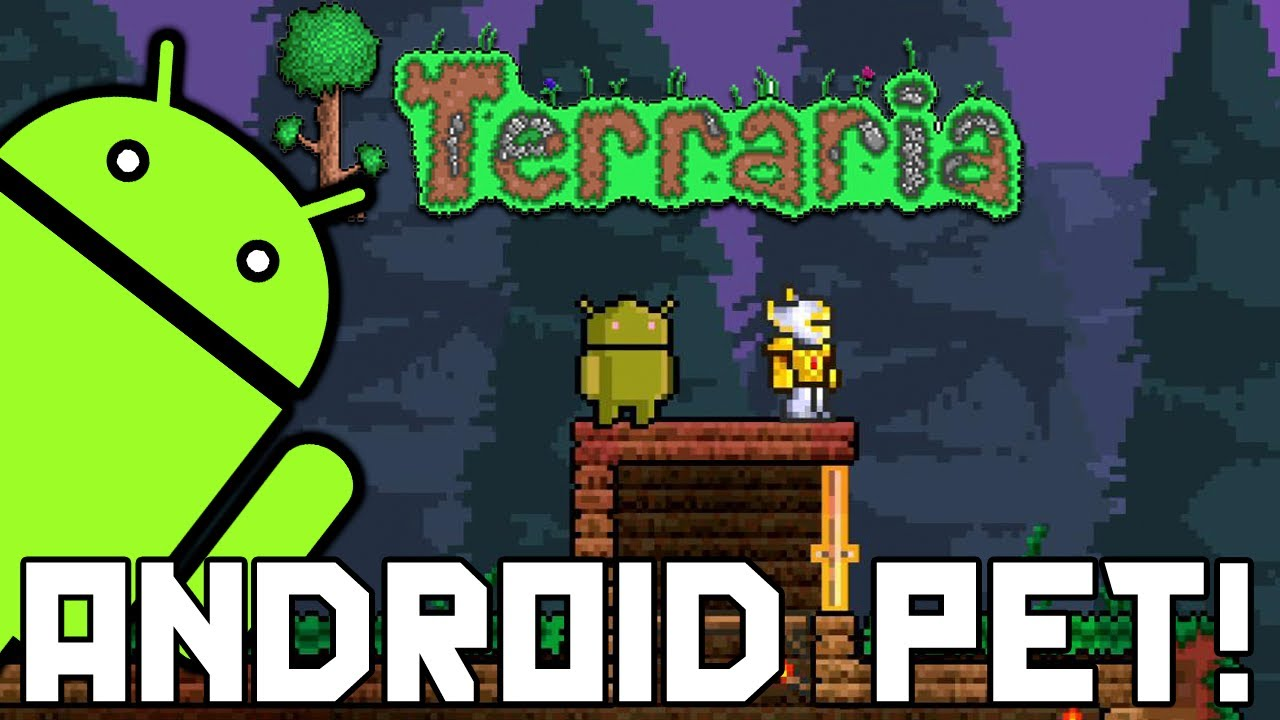 Terraria 1 4 New Pet Red Baby Panda Youtube