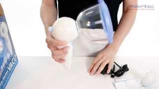 Вакуумный массажер Gezatone VACU антицеллюлитный для тела