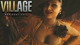Resident Evil 8 Village PS5 Gameplay Deutsch #04 - Die Freak Familie