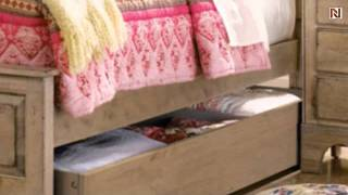 Lea 085-909 Dual Function Underbed Storage Unit From Home Town