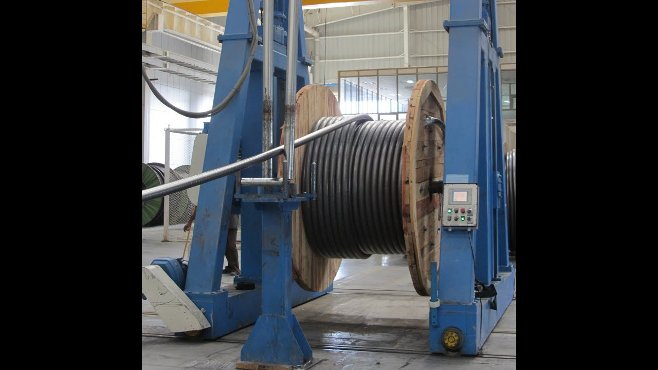 How xlpe cables are made in india