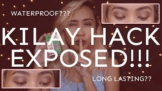 Eyebrow Tint Hack: Long Lasting and Waterproof! (PHILIPPINES) | Bahannahpie