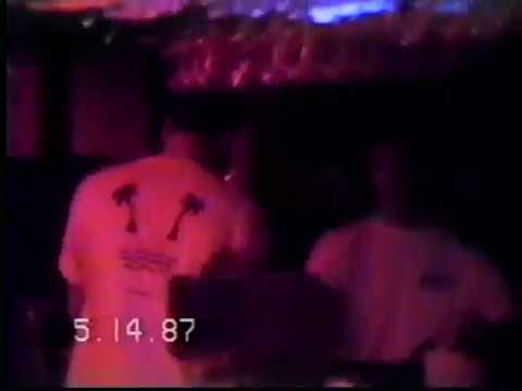 Gammons night club Lawrence Kansas 1987