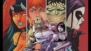 Cassie and Vlad Take on Chaos Comics in Hack/Slash vs Chaos #1