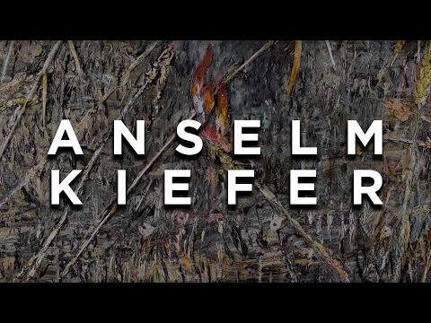 ANSELM KIEFER | IN THE STORM OF ROSES I GALERIE THADDAEUS ROPAC | SALZBURG | 2015
