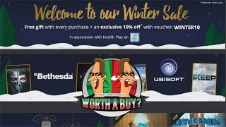 Winter Game Sale Review