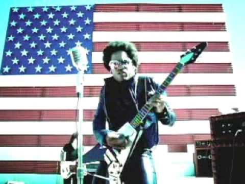 """""""American Woman"""" - Lenny Kravitz"""