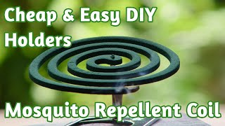 Diy Mosquito Repellent Holders