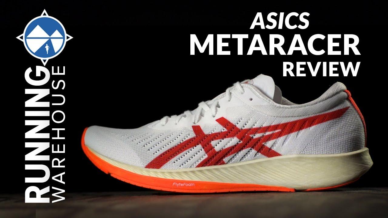 ASICS MetaRacer Deep Dive ft. Believe In The Run   Sleekest Carbon Plated Racer?