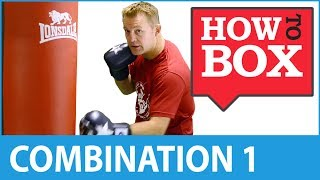 Punch Bag Combination 1 - Boxing Workouts