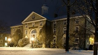 Season's Greetings From Dickinson College