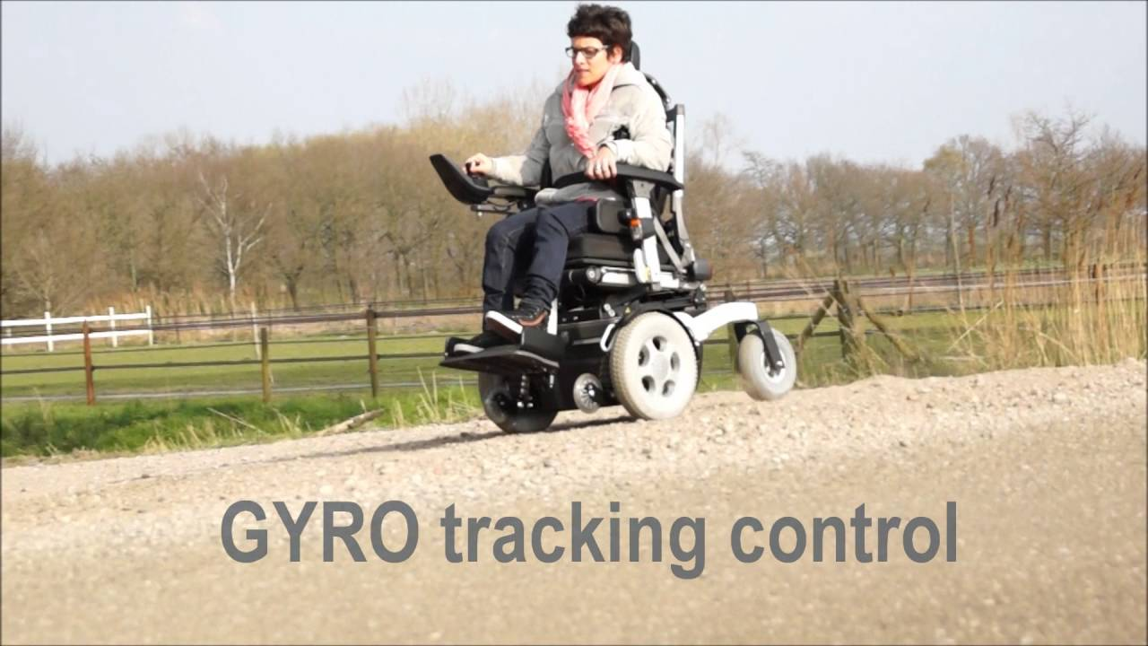 QUICKIE Puma 40 Powered Wheelchair - Designed to move with you ...